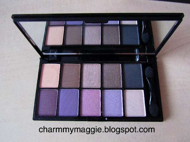NYX The runway collection- Versus