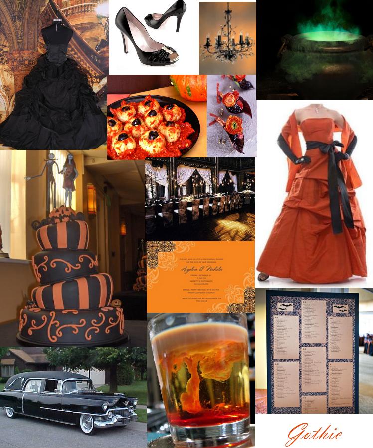 Southern Bliss Blog Haunting Halloween Cocktails: Wonderful Day Weddings LLC: Halloween Wedding