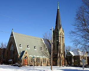 St John the Evangelist, London, Ontario