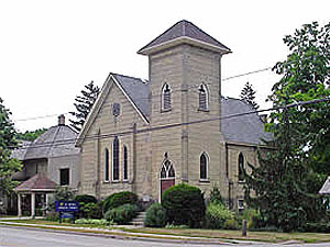 St. Peter's Anglican, Dorchester, Ontario