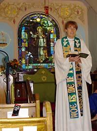 Trinity Anglican, Bayfield, Ontario