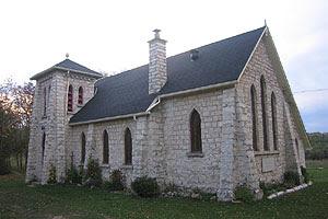 St Margaret's, Cape Chin, Ontario