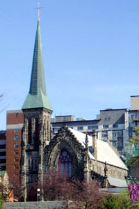 Christ Church Cathedral, Ottawa