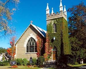 St. Luke's, Broughdale, Ontario
