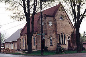Trinity Church, Blyth, Ontario