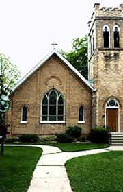 St James Anglican, Parkhill, Ontario