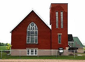 St. Mary's Anglican, Brinsley, Ontario