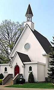 St. Paul's Anglican, Point Edward, Ontario
