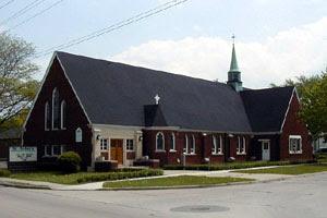St Aidan's, Windsor, Ontario