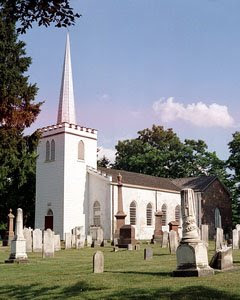 Old St Thomas Church, St Thomas, Ontario