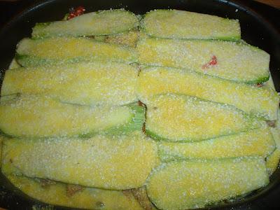 Musaka od mesanog povrća DSC00960