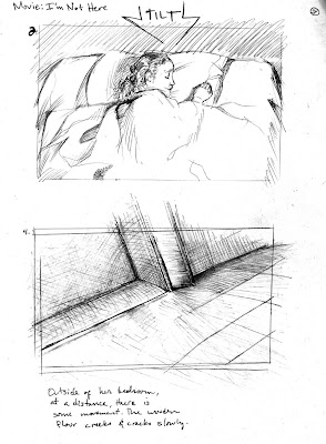 I'm Not Here storyboards, pg2