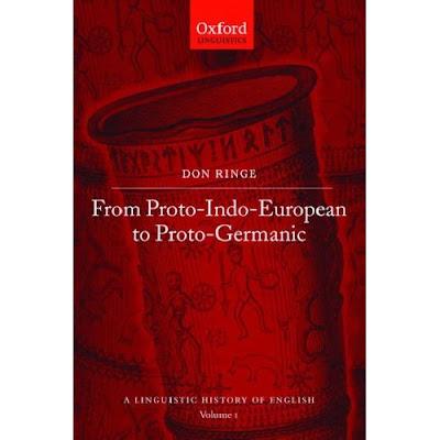 Don Ringe Linguistic History Of English