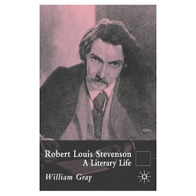 a biography of the life and literary work of robert louis stevenson