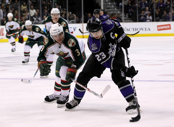 Wild vs. Kings
