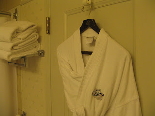 Fairmont Terry Bathrobe