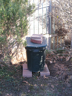 My new compost bin
