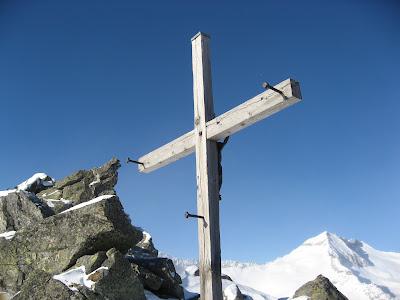 Gipfelkreuz Krimmler Tauern - Ahrntal