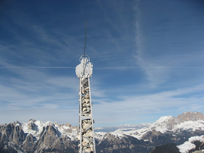 Gipfelkreuz Cima Undici - Trentino