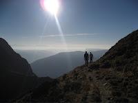 Bergwanderung:  Tschigat - 2998m (Überschreitung)