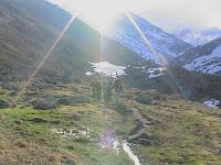 Bourg St. Pierre, 1632m – Valsoreyhütte, 3030m