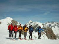 Chanrionhütte, 2462m – Vignetteshütte, 3158m