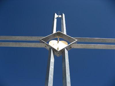 Gipfelkreuz Boeseekofel
