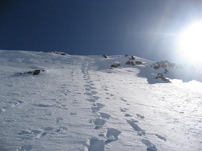 Skitour Fineilspitze - Schnalstal