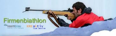 Biathlon für Firmen in Südtirol