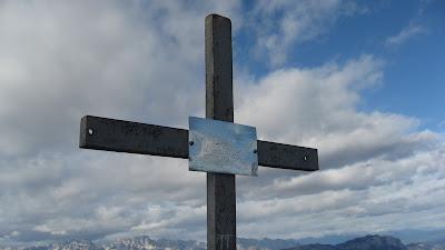 Gipfelkreuz Cornetto - Trentino