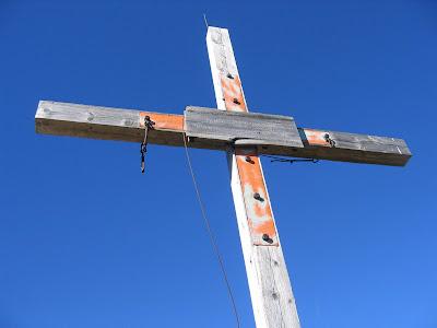 Gipfelkreuz Ritzlar - Suedtirol