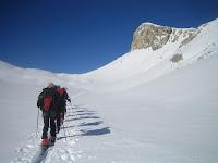 Skitourensaison in Suedtirol, Tirol, Vorarlberg und Venetien ist eroeffnet