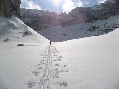 Die perfekte Skitour Suedtirol