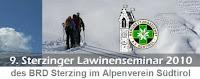 Sterzinger Lawinenseminar 2010