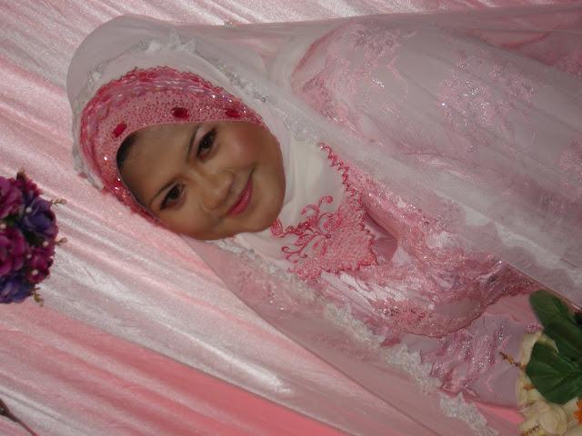 pernikahan zuraini dan faizal