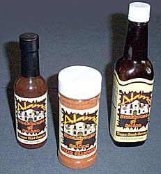 Alamo Steakhouse Products