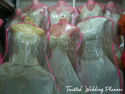 Wedding Gowns in Divisoria
