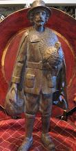 Pilgrim Figurine