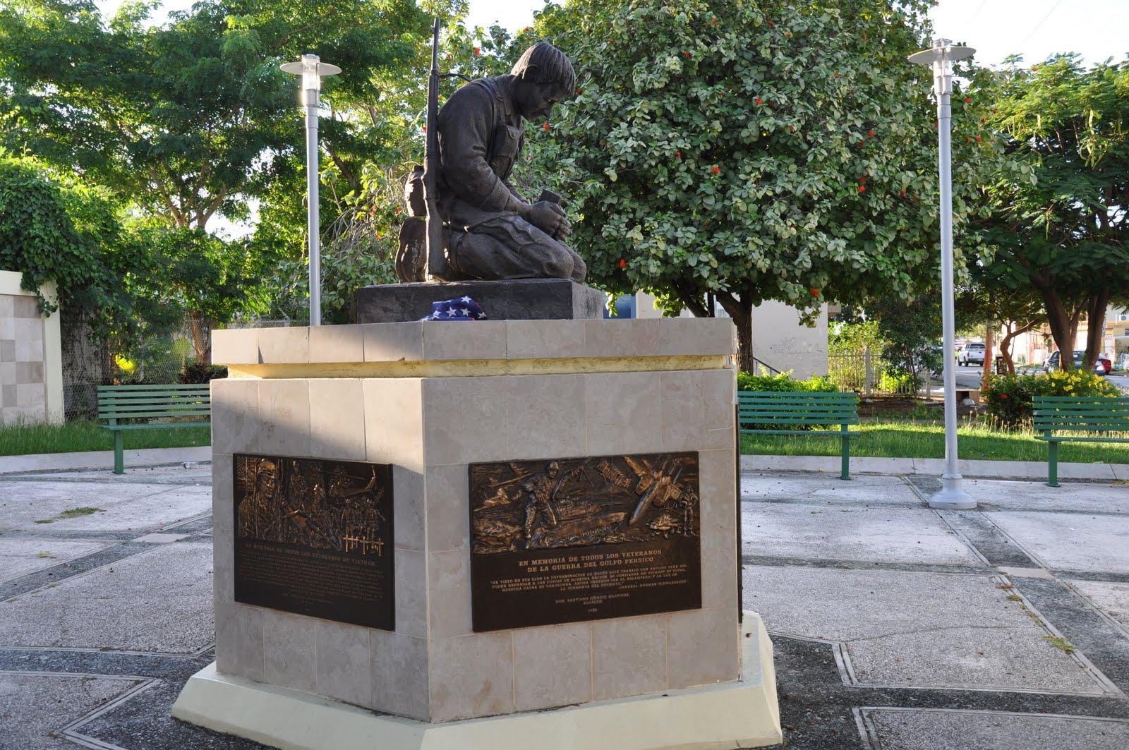 Monumento a los Veteranos Juanadinos