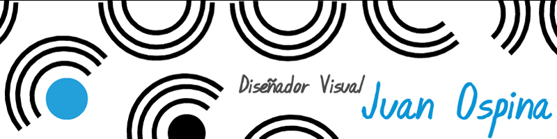 Diseñador Visual. Juan Sebastián Ospina