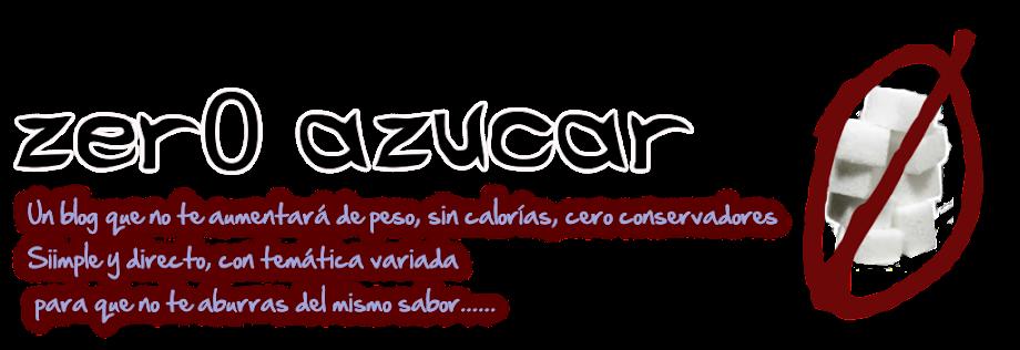 Zer0-azucar