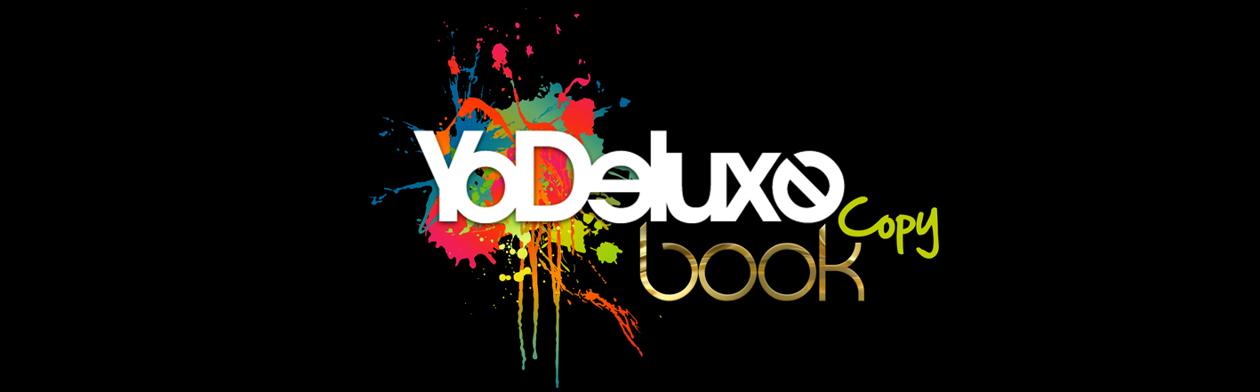 Copy Book YoDeluxe
