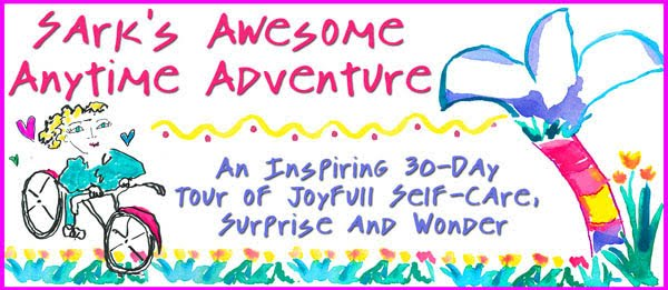 Sark's Awesome Anytime Adventure