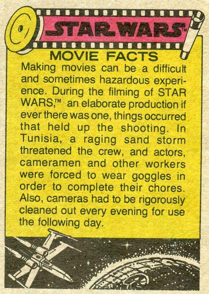 Movie summaries