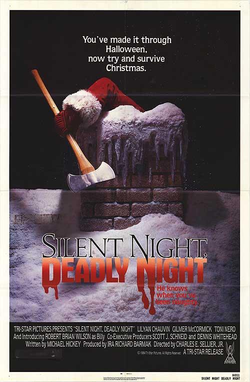 31 Días de Terror Halloweenero - Página 5 Silent+night+poster