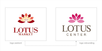 re-branding Lotus Center