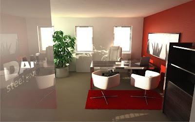 design birou directorial