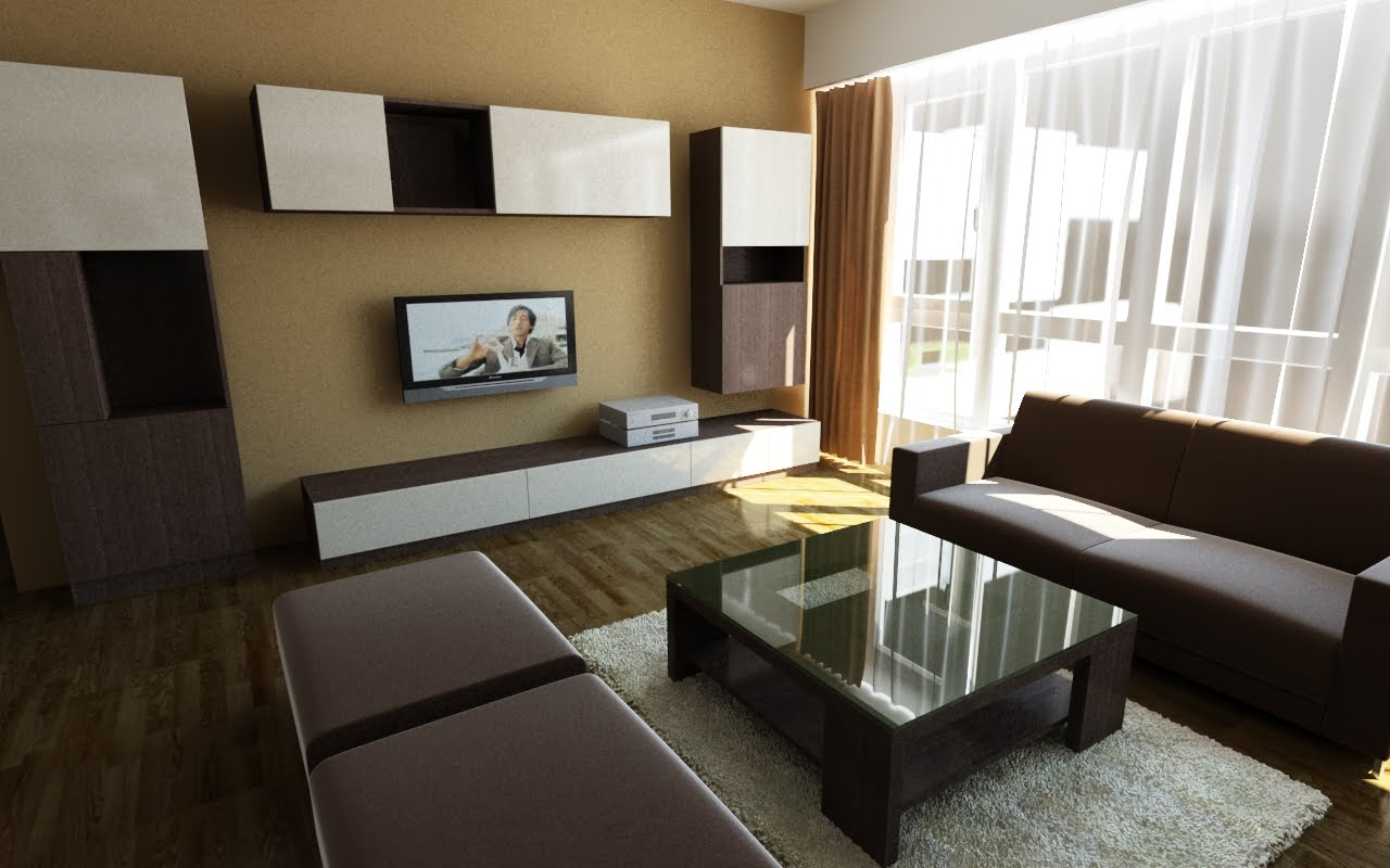 Design apartament living apartment design davidsign blog for Design apartment 2 camere