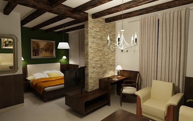 design interior camera hotel