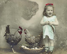 Yeah, são minhas amigas galinhas!